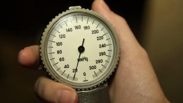 Thumbnail for Monitor of Tonometer