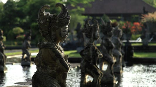 Thumbnail for Balinese Statue