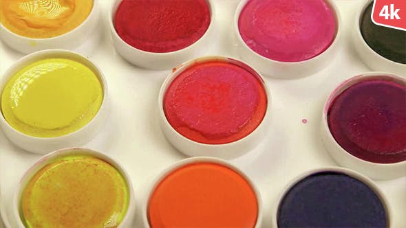 Thumbnail for Acrylic Paint Set 111