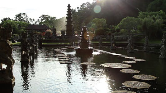 Thumbnail for Tirta Gangga Temple
