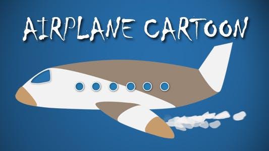 Thumbnail for Airplane Cartoon