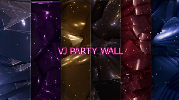 Thumbnail for VJ Party Wall Vol.1