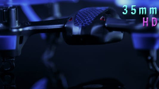 Thumbnail for Drone Getting Ready To Fly 01