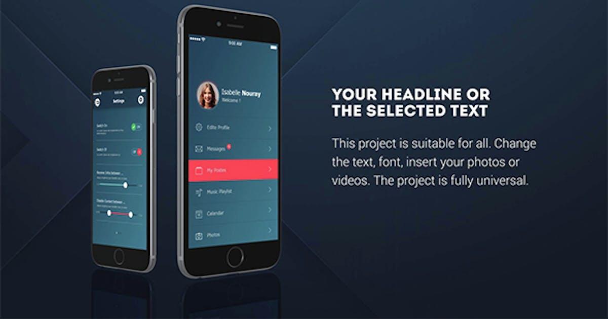 Download Phone 6 App Presentation by 3uma