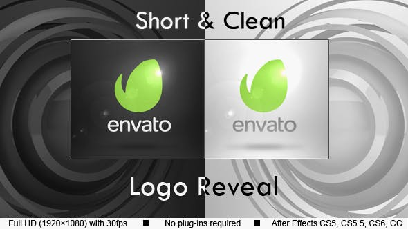 Cover Image for Short & Clean Logo Reveal