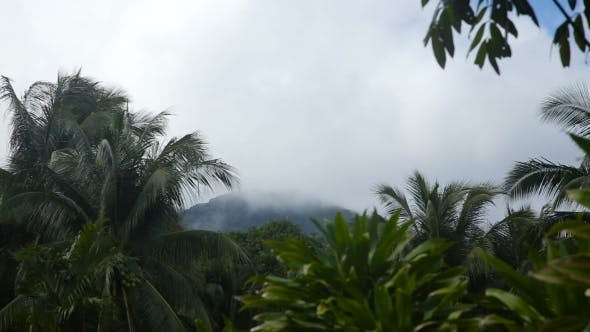 Thumbnail for Landscape Of Mountains And Sky Camiguin Island