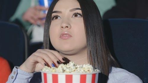Asian Girl Worries