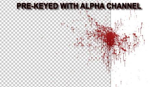 Blood Splash Prekeyed 02