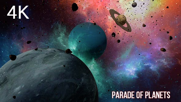 Parade of Planets v2