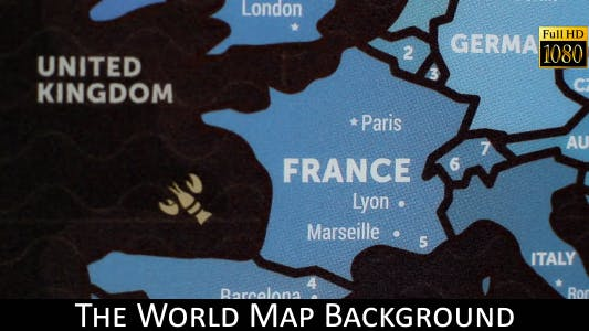 Thumbnail for The World Map 97