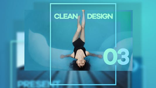 Thumbnail for Clean Design Promo