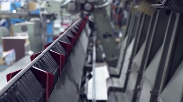 Cover Image for Line Conveyor Printing Factory