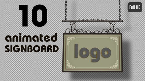 Signboards Pack
