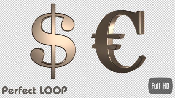 Thumbnail for Euro And Dollar