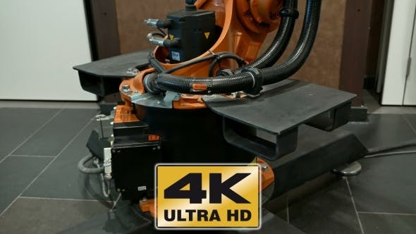 Thumbnail for Industrial Robot Arm For Welding And Assembling