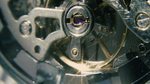 Moving Mechanical Gear