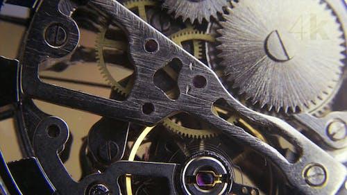 Wheel Rotary Motion