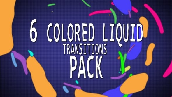 Thumbnail for Liquid Transitions Pack