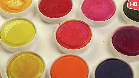 Thumbnail for Acrylfarbe Set 0072