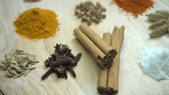 Thumbnail for South Asian Spices