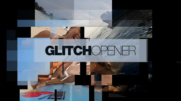 Thumbnail for Smart SlideShow Glitch Opener