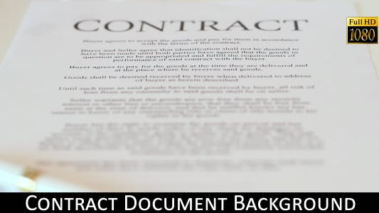 Thumbnail for Contract Background