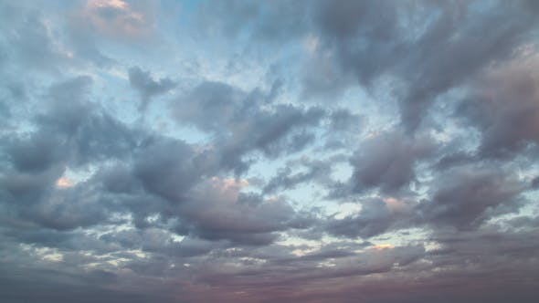 Thumbnail for Clouds at Sunset