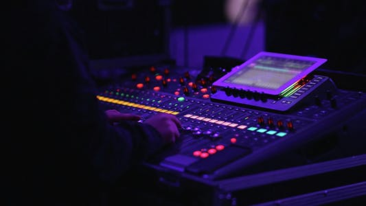 Concert And Sound Engineer