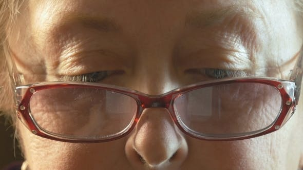 Thumbnail for Eyes Of Senior Woman