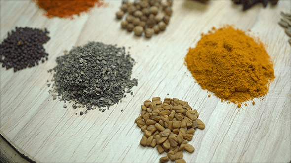 South Asian Spices (5-Pack)