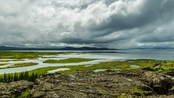 Cover Image for Thingvellir - Valley In The Southwestern Part Of Iceland