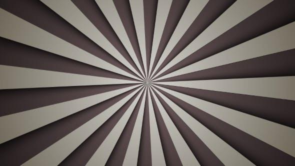 Thumbnail for Hintergrund von grauen rotierenden Balken