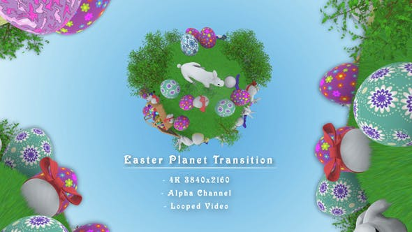 Thumbnail for Easter Planet Transition