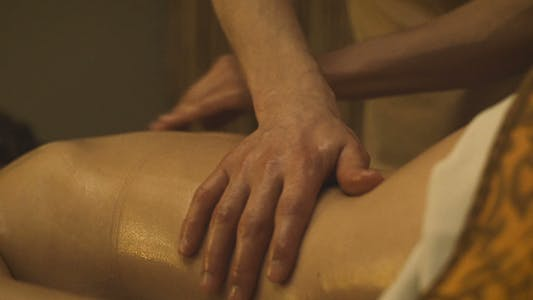 Thumbnail for Back Massage