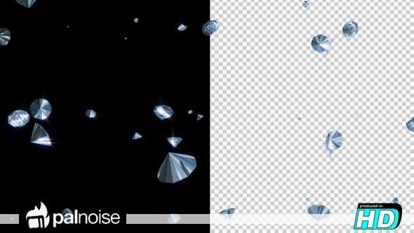 Thumbnail for Diamonds Fall Down