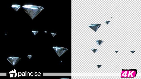 Thumbnail for Diamonds 3d Floating
