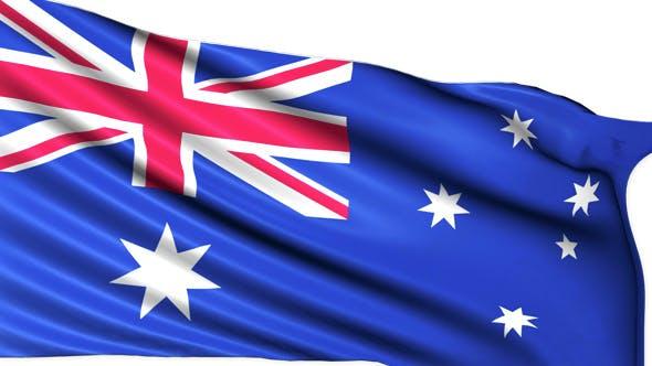 Thumbnail for Flag of Australia