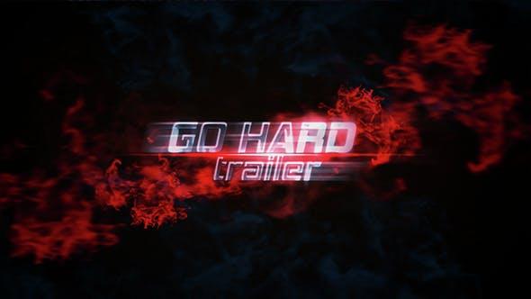 Thumbnail for Go Hard Trailer