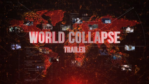 Thumbnail for World Collapse Trailer