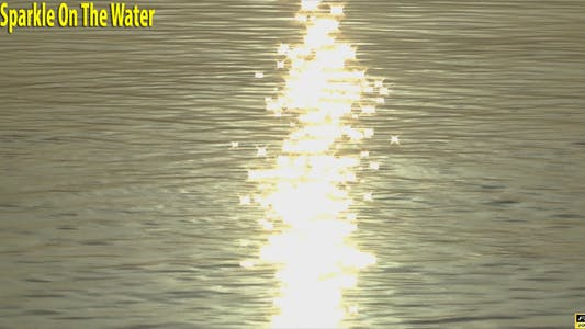 Thumbnail for Sun Sparkle On The Water
