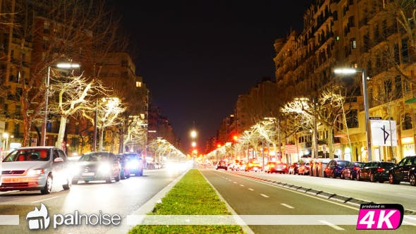 Thumbnail for Cars Avenue Road with Green Grass