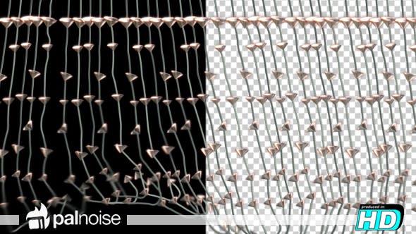 Thumbnail for Curtain Crystal Diamonds
