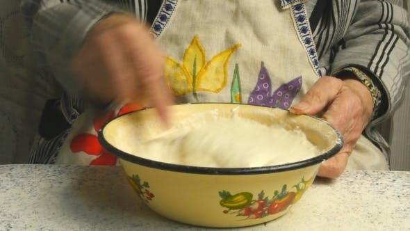 Thumbnail for Grandmother Kneads The Dough