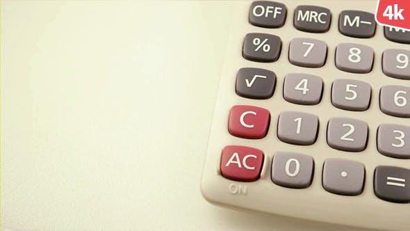 Thumbnail for Digital Calculator 135