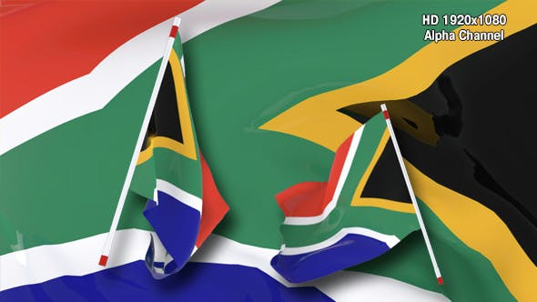 Thumbnail for Flag Transition - South Africa