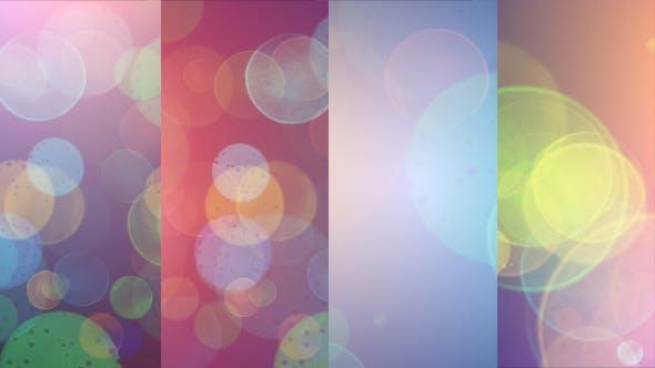 Thumbnail for Colorful Iris Bokeh Vol.1