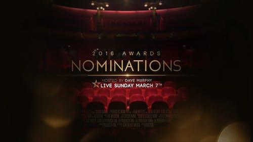 Awards Nominations Promo