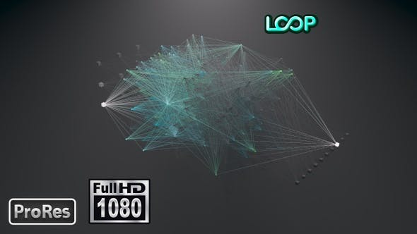 Thumbnail for Neural Network Visualization - FullHD