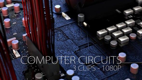 Computer Circuits and Electronics