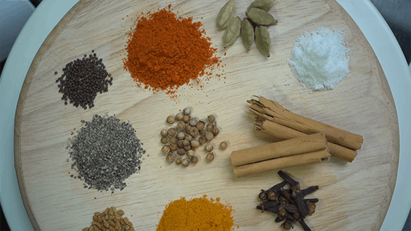 Thumbnail for South Asian Spices 2
